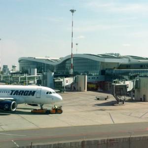 Aeroportul Internaţional Henri Coandă Bucureşti